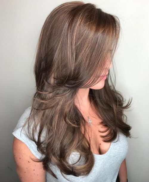20 Feathered Haircuts Haircuts Hairstyles Long Layered Hair Long Thin Hair Long Layered Haircuts
