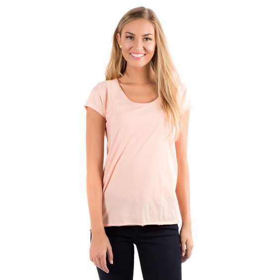 DownEast Basics Women's Day Off Top