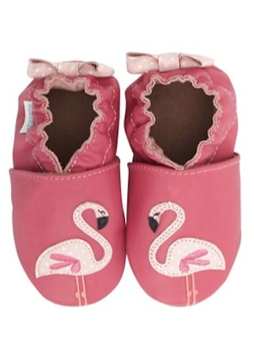 darling pink toddler shoes