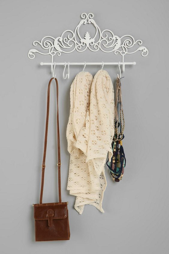urban outfitters purse rack and wall hooks on pinterest. Black Bedroom Furniture Sets. Home Design Ideas