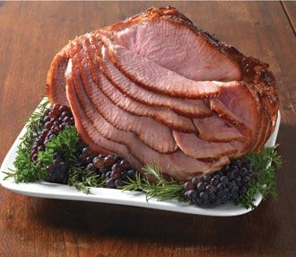 Honey Glaze Spiral Sliced Ham