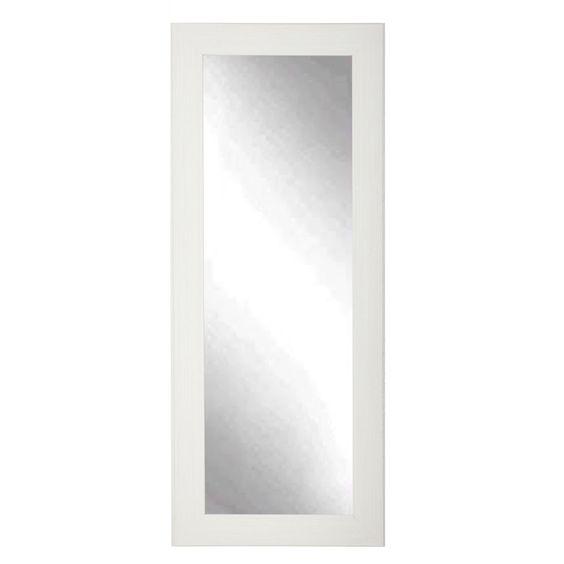 Full Body White Driftwood Floor Mirror ( | Products, Floor mirrors ...