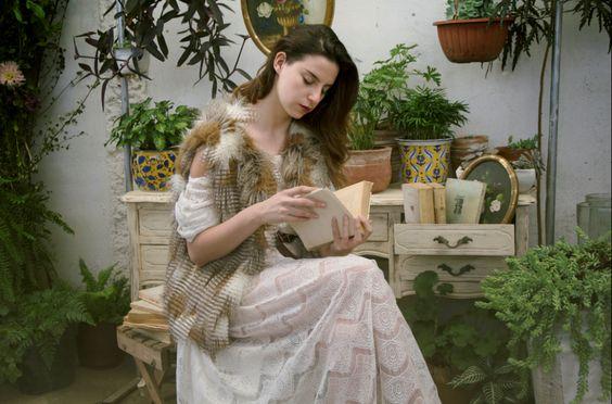 Rodríguez, Patricia López - Paula Abarca Reading- 'Whim' mag