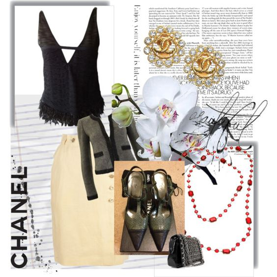 Simply Chanel, created by deeleeds on Polyvore