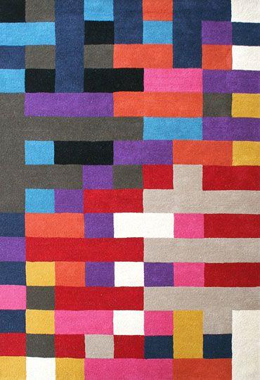 Wovenground   Modern Rugs   Screen Rugs