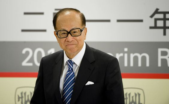 #9 Li Ka-shing -- Net Worth: $ 25.5 billion, Source: diversified, Citizenship: Hong Kong