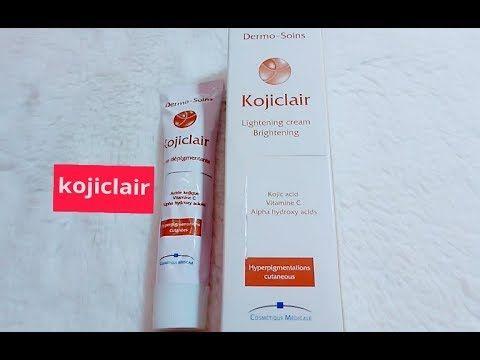 لتبييض مناطق حساسه وتحت الابط أرخص كريم مبيض ومقشر للبشره بأحماض الفواكه وفيتامين Kojiclair C Youtube Personal Care Beauty Toothpaste