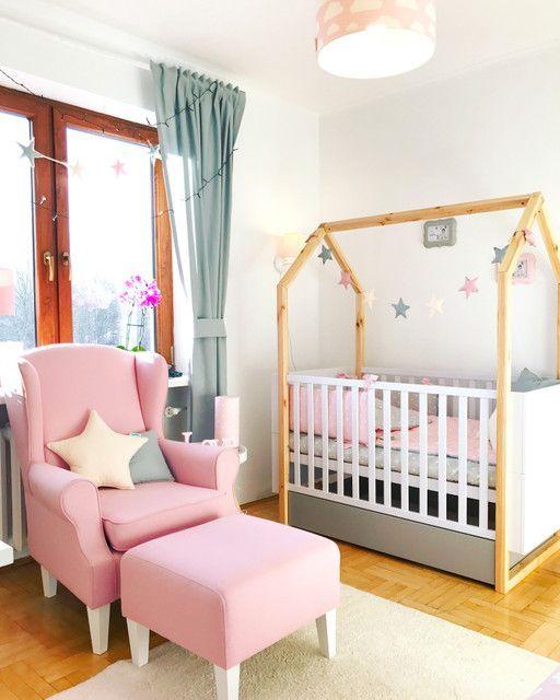 Fotela Podnozek Baby Furniture Modern Baby Furniture Baby