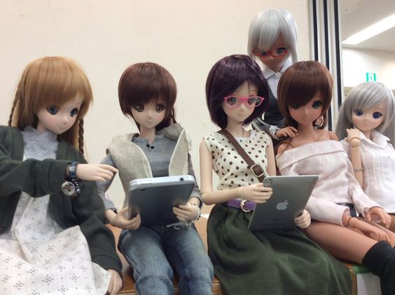 Smart Doll by kasap_ratspeed