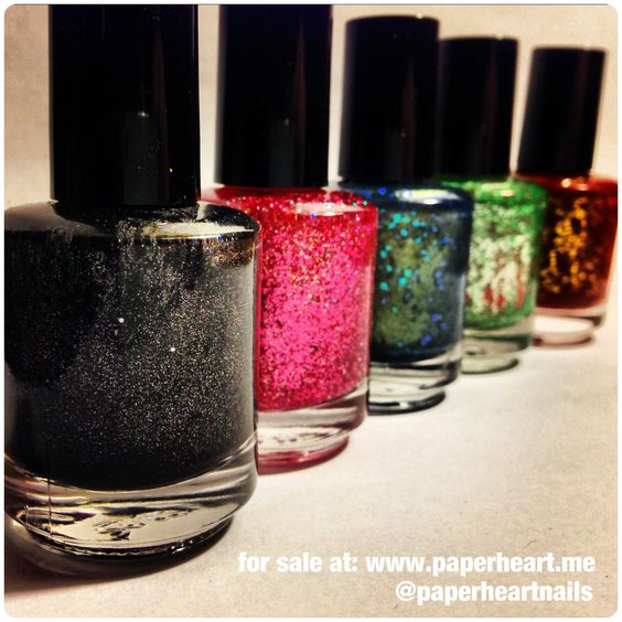 http://www.paperheart.me; Indie Polishes Cheap!