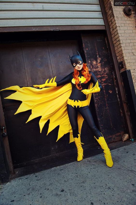 Batwoman Costume, Super Cool Character Costume Ideas, http://hative.com/super-cool-character-costume-ideas/,