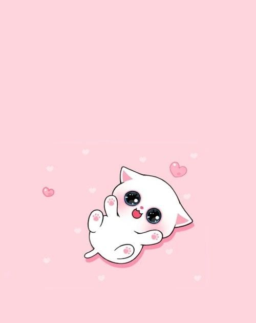 Read How To Draw A Cute Cartoon Cat Or How To Draw A Cartoon Cat For More Instructionsread How To Draw Cute Cartoon Wallpapers Kitten Cartoon Cartoon Wallpaper