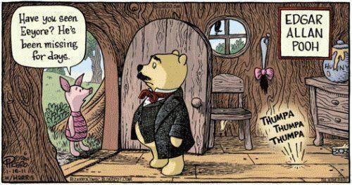 Edgar Allan Pooh!