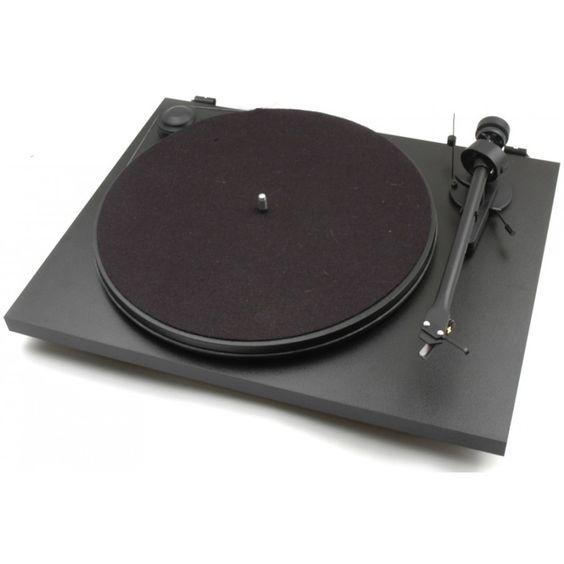 Platine vinyle manuelle Pro-Ject Essential II