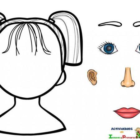 Aprendemos Las Partes De La Cara Jugando 3 Partes De La Cara Partes Del Cuerpo Preescolar Actividades De Aprendizaje Para Niños
