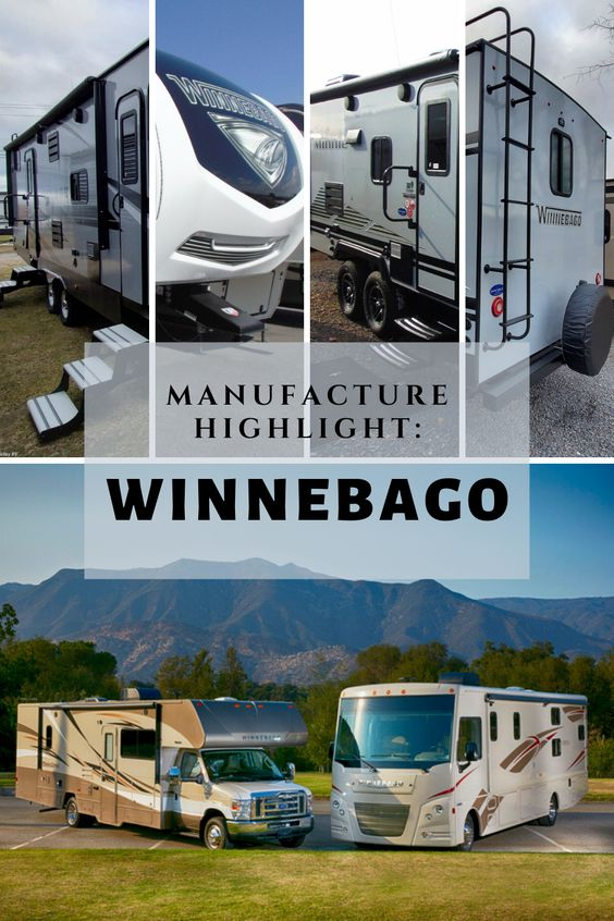 There are few names as respected and known in the RV world as Winnebago. If you're looking for a classic recreational vehicle that will stand the test of time, then you might want to explore the options from this trusted manufacturer, Winnebago.