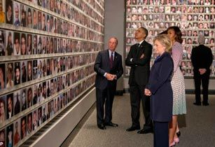 twin towers memorial museum - Google Search