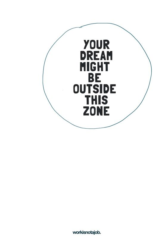 outside this zone