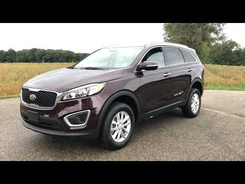 2016 Kia Sorento Wheelchair Accessible Manual Rear Entry Freedom