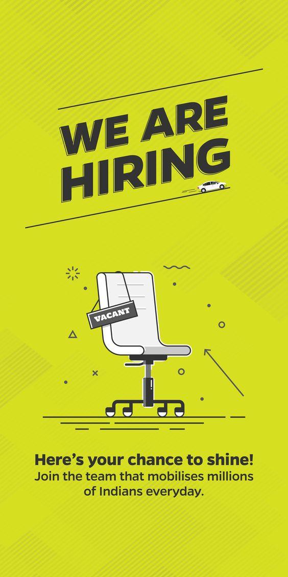 Pin by Jatin Dua on Graphics | Hiring poster, Recruitment ...