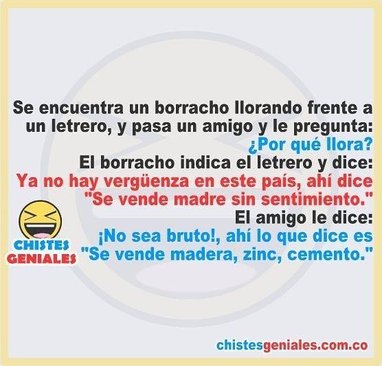 Pin En Chistes Y Humor