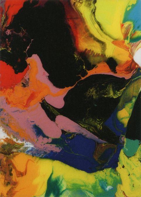 916-11 Perizade (2010) by Gerhard Richter