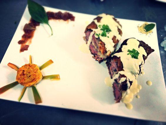 Montaje de plato emplatado y decoracion pinterest plato - Decoracion de platos ...