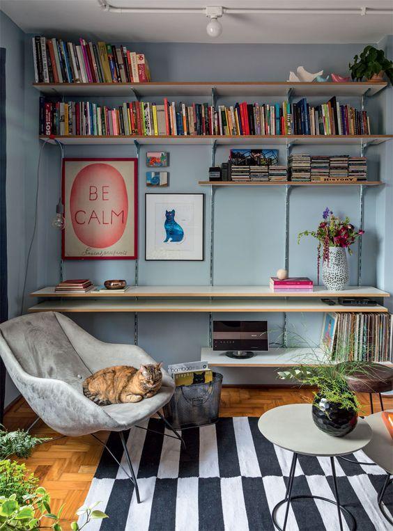 decoracao de apartamentos pequenos gastando pouco : decoracao de apartamentos pequenos gastando pouco: apartamentos pequenos pista apartamentos prateleiras bar ideias amor