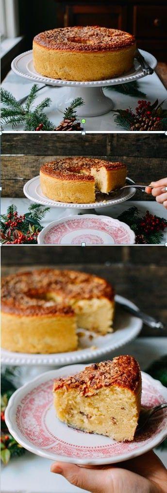 Rum cake recipe pecans
