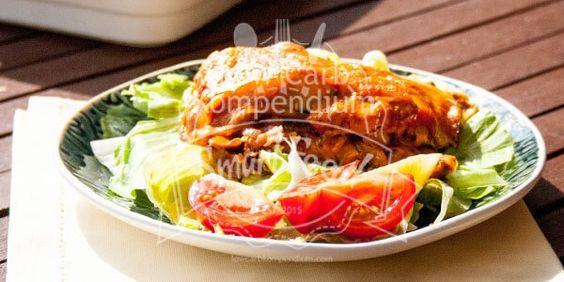Big Mac Auflauf - Low Carb, heiß & köstlich. Erst kam der Big Mac Salat…