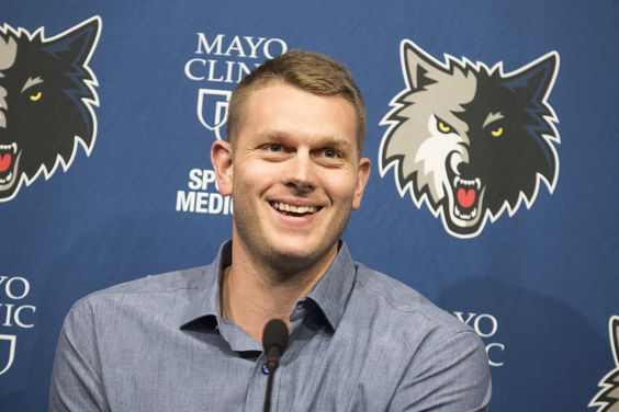Cole Aldrich And Ryan Saunders Are Heading To Finland For Basketball Without Borders
