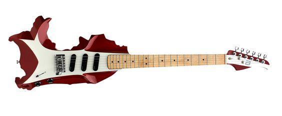 Perú guitar!