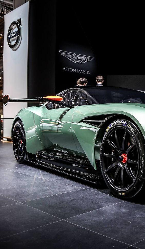 Visit The MACHINE Shop Café... ❤ The Best of Aston Martin... ❤ (Aston Martin…