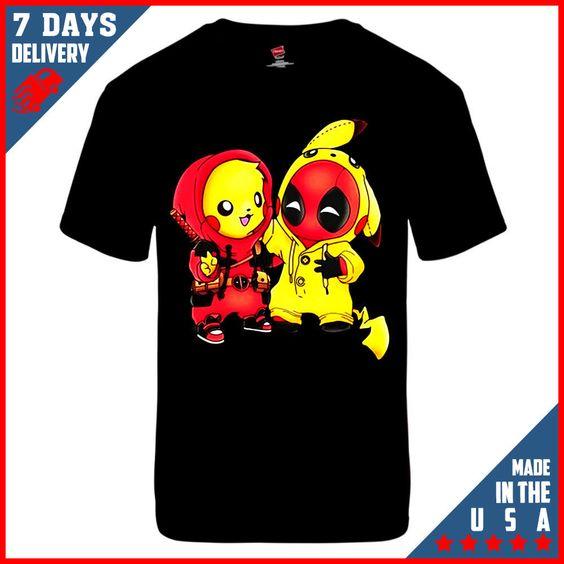 Funny Deadpool Slogan T Shirt Mens Womens Kids all sizes Cotton Tee Shirts