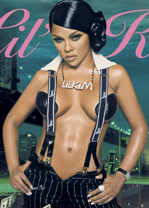 Even thoe lil kim fucked her self up with all that plastic surgery she was beautiful I still respect her music thoe ;)