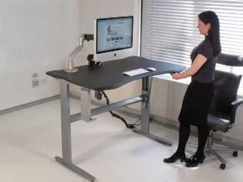 Offers Adjustable Ergonomic Computer Furniture Standing Desks Stand Up Desks Ergonomic Des Ergonomic Desk Computer Furniture Height Adjustable Computer Desk