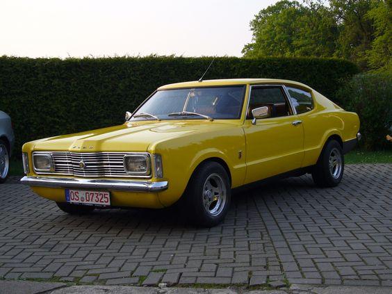 Ford Knudsen Taunus