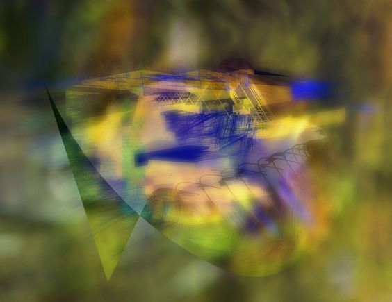 """""""superfly"""" from Plague of Fantasies #abstractart"""