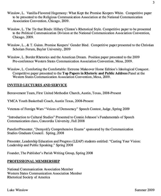 professional communication skills resume sample http
