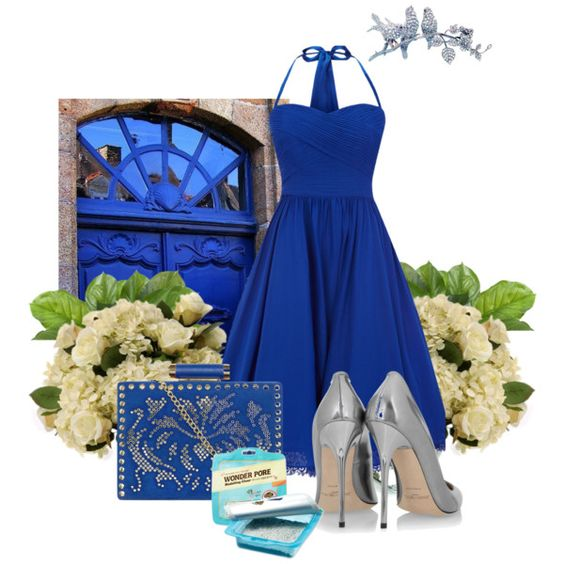 """""""blue Door"""" by agesu35 on Polyvore"""