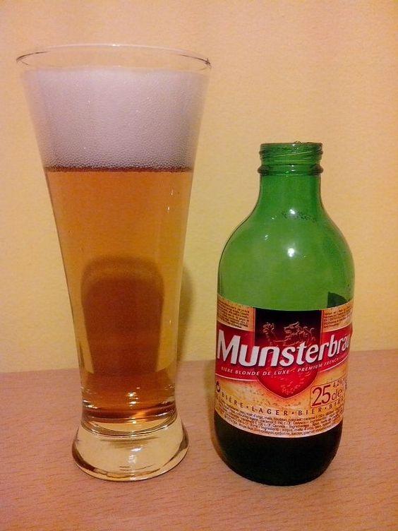 Bia Munsterbrau 4,2% - Chai 250ml
