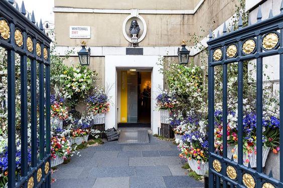 Banqueting House - Entrance