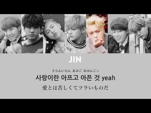 ソロ 曲 Bts BTS V・キムテヒョンのソロ曲「Inner