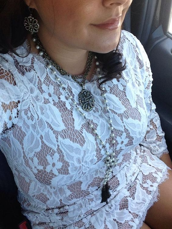 BEAUTIFUL look of the day from Jewel Kade jewelry! Find your look on my website TODAY! https://heidimiller.jewelkade.com