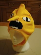 Adventure Time Earl of Lemongrab hat
