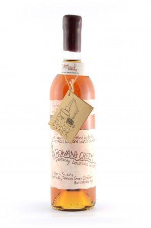 Rowan's Creek Small Batch Bourbon, 50.05%