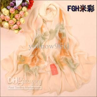 GROOT 2014 New Arrivals Women Fashion Long Soft Wrap Shawl Silk Chiffon Scarf High Quality Scarves Wholesale Online with $2.92/Piece on Younow9611's Store | DHgate.com