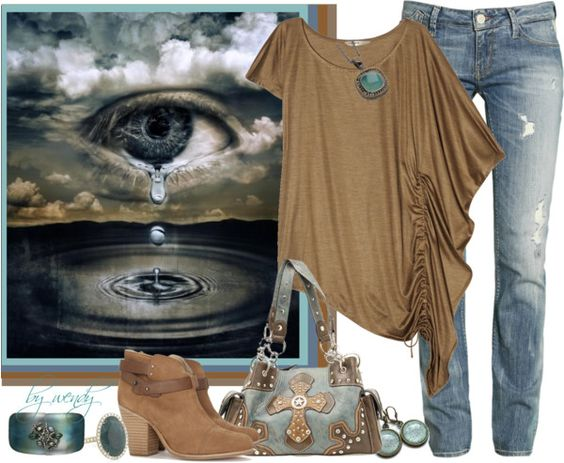 """""""Love Hurts"""" by wendyfer ❤ liked on Polyvore"""