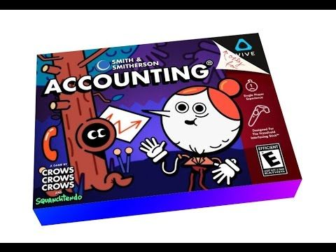 Trailer for Accounting the new VR game from Justin Roiland co-creator of Rick and Morty