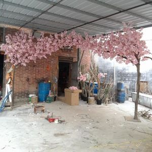 Source New Design Garden Wedding Arch Use Cherry Blossom Flower Branches Wooden Arches For Sale Cherry Blossom Theme Cherry Blossom Decor Cherry Blossom Party